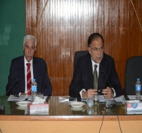 NPO Advisory Meeting with Minister of Planning, Development & Reform